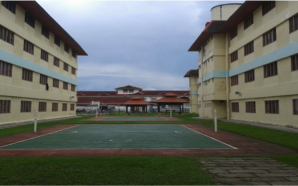 Kolej Kediaman Tun Syed Nasir UTHM