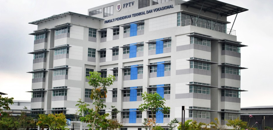 Fakulti Pendidikan Teknikal dan Vokasional (FPTV)