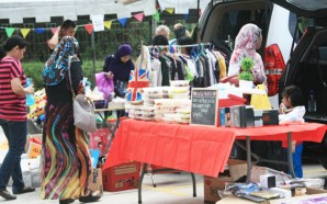 Friday Night Fever Mobile Fiesta Carboot Sales UTHM 2016