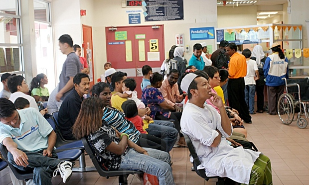 Wakaf Hospital Ringan Beban Rakyat