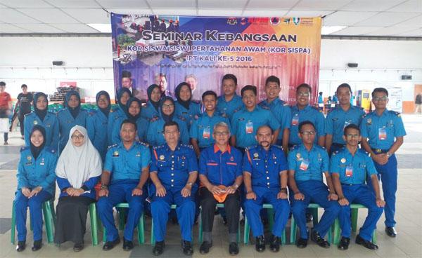 Majlis Seminar Kebangsaan Kor Sispa