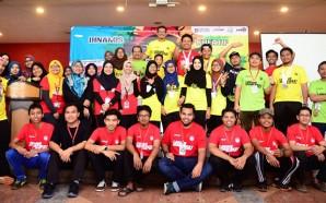 Karnival Sukan Muafakat FKMP 2016