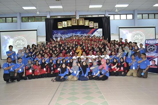 Program Kepimpinan Harapan XIV 2016