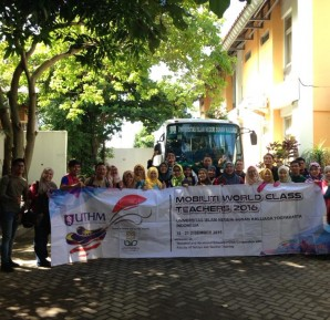 Mobility World Class Teachers Program