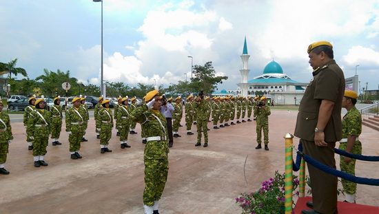 UTHM RELASIS Cadets