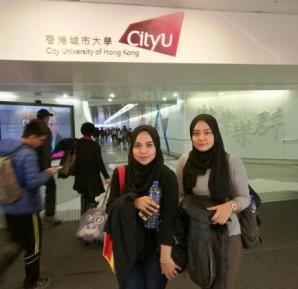 'One Semester Credit Mobility Program' with CityU Hong Kong