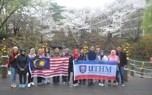 20 penuntut UTHM timba pengalaman di Korea Selatan