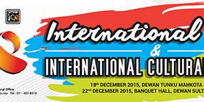 2015 UTHM International Day
