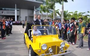 Profesor Datuk Dr. Mohd Noh Dalimin