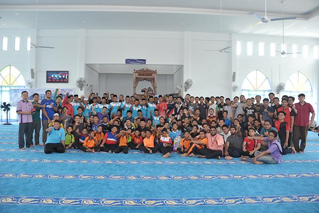 Jalinan Ukhuwah Masjid & Surau (JUMS) 2017