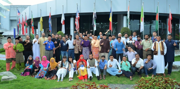 Annual Iftar with International Students