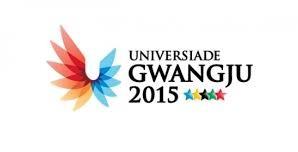 World University Games in 2015 Gwangju, Korea