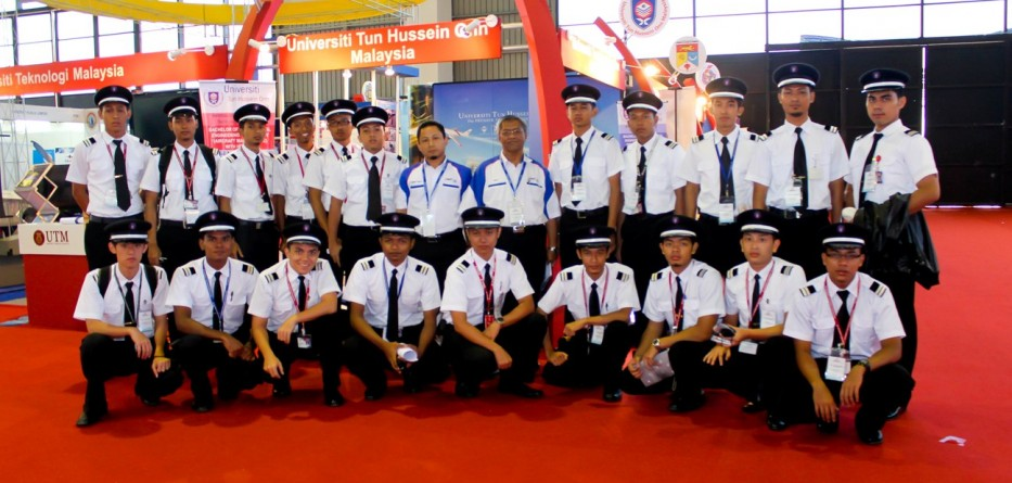 UTHM FKMP Students Aeronautics