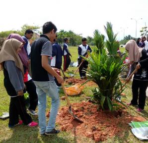 Increase the Landscape of Surau