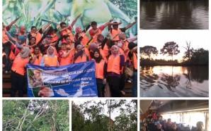 Eksplorasi Pelajar Fstpi Ke Negeri Di Bawah Bayu (Sabah)