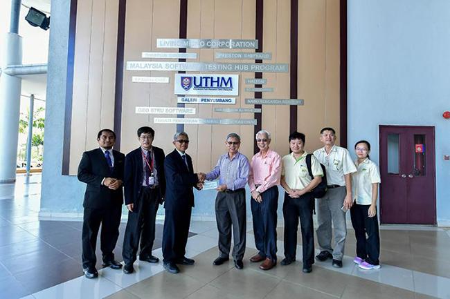UTHM terima sumbangan endowmen RM 50, 000