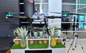 Dron pertanian 'PINEXRI-20' mudahkan kerja-kerja petani