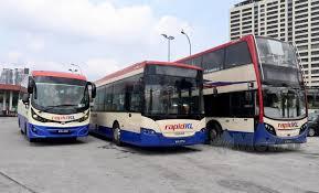 Penularan COVID-19 beri kesan kepada sistem pengangkutan awam negara