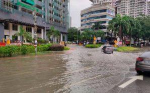 Pembangunan pesat penyebab banjir kilat di kawasan bandar